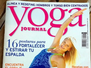 Yoga Journal (portada)